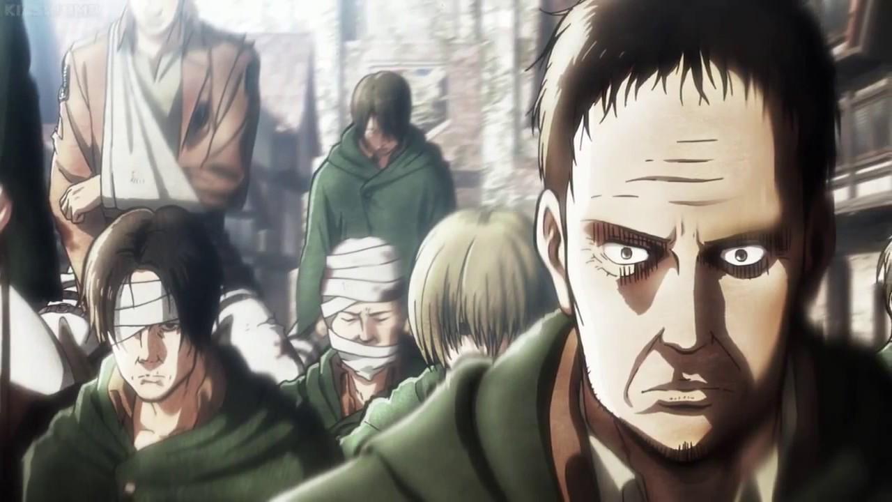 anime Attack on episode 1 titans