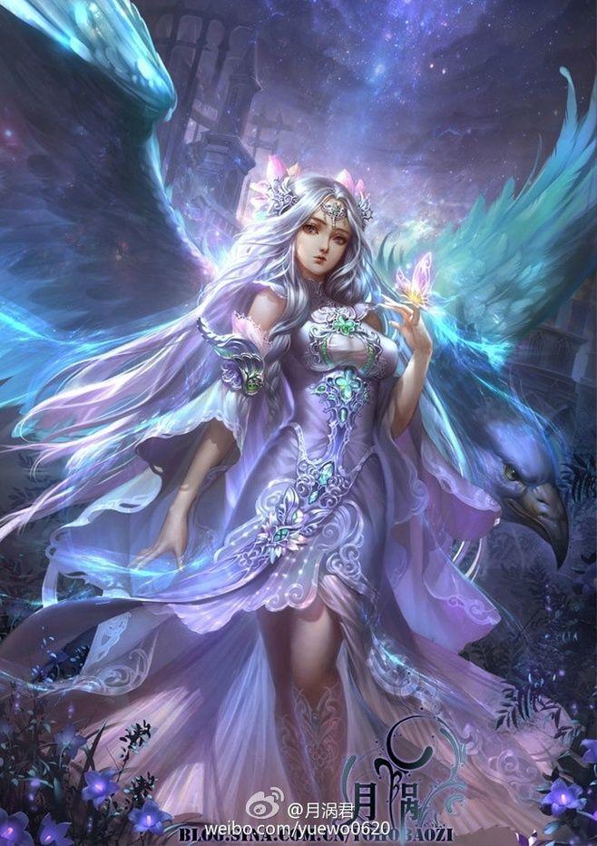 angels Anime naked girl
