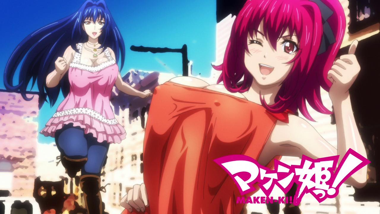 2 anime Aki sora episode