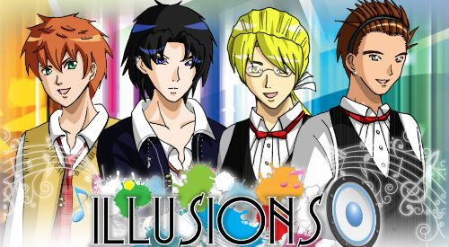 dating games download simulation Anime