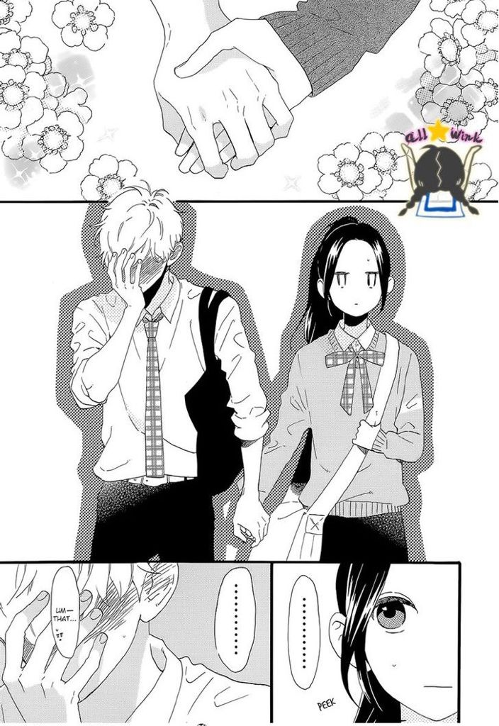 romance anime girl Shy