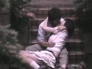 voyeur classic asian Outdoor