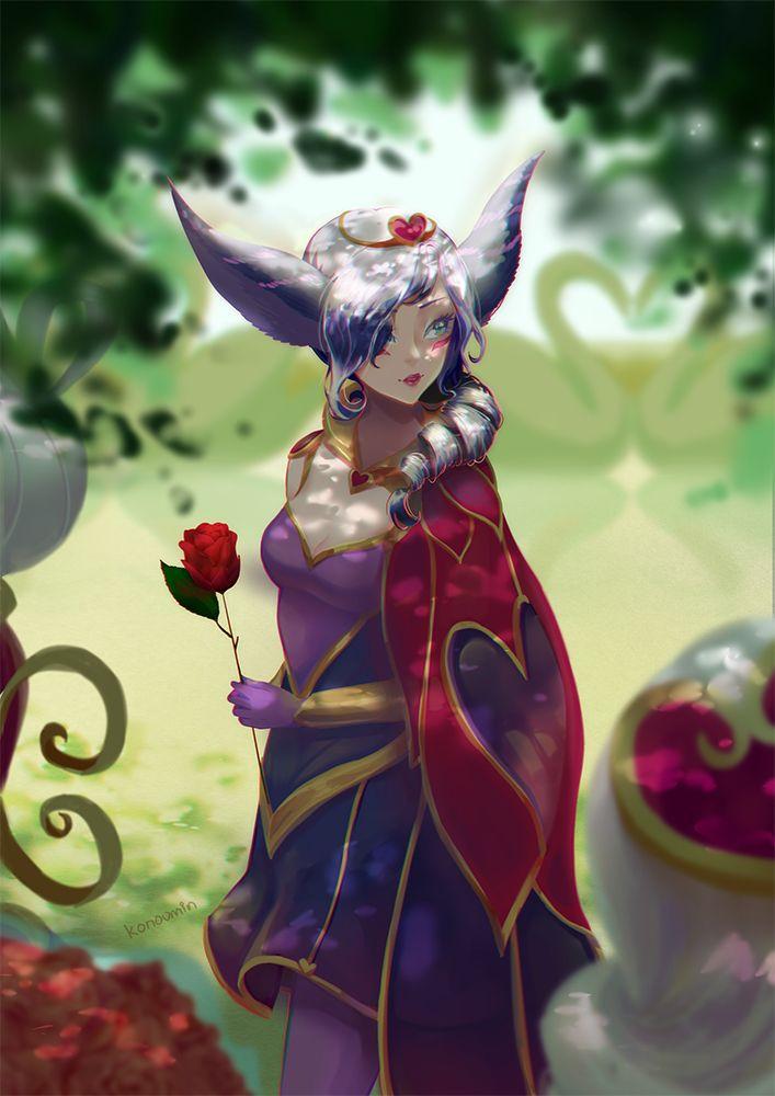characters anime Demon girl