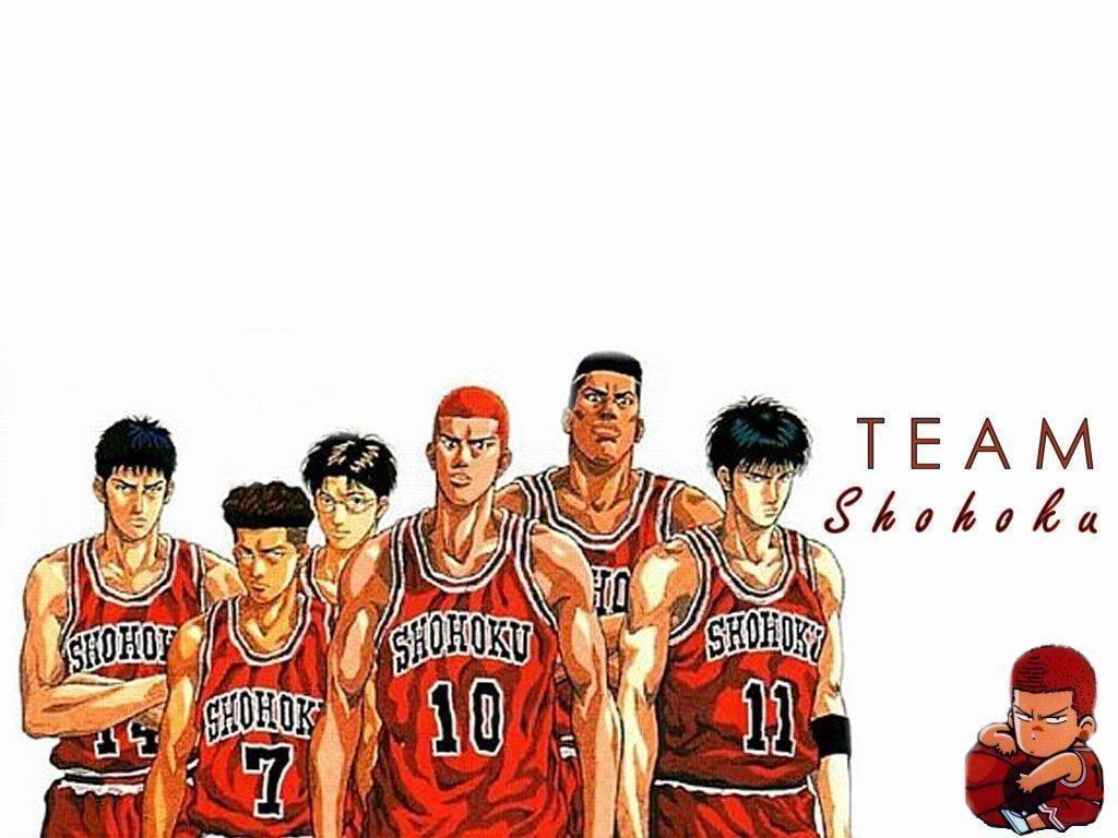 wallpaper hd dunk anime Slam