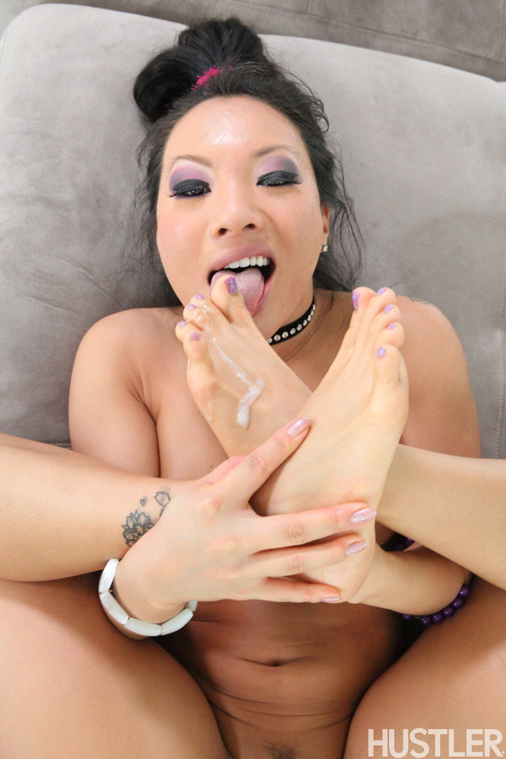 porn Chinese foot fetish