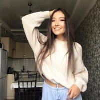 long asian talk skinny hair Dirty