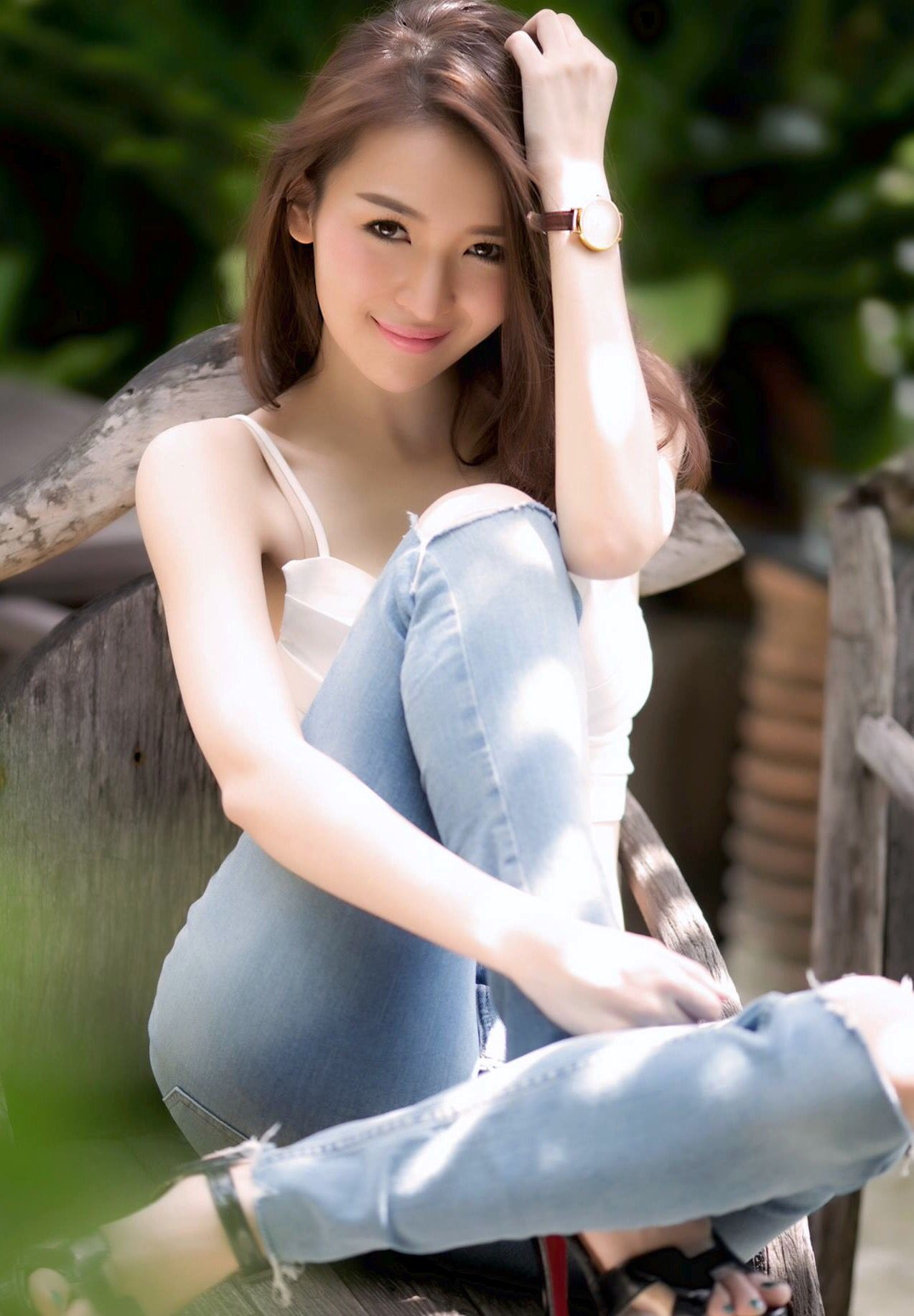 nude angel Chinese teen