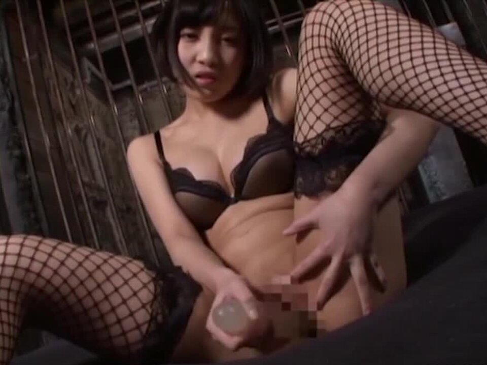 Ass eating restaurant in japan