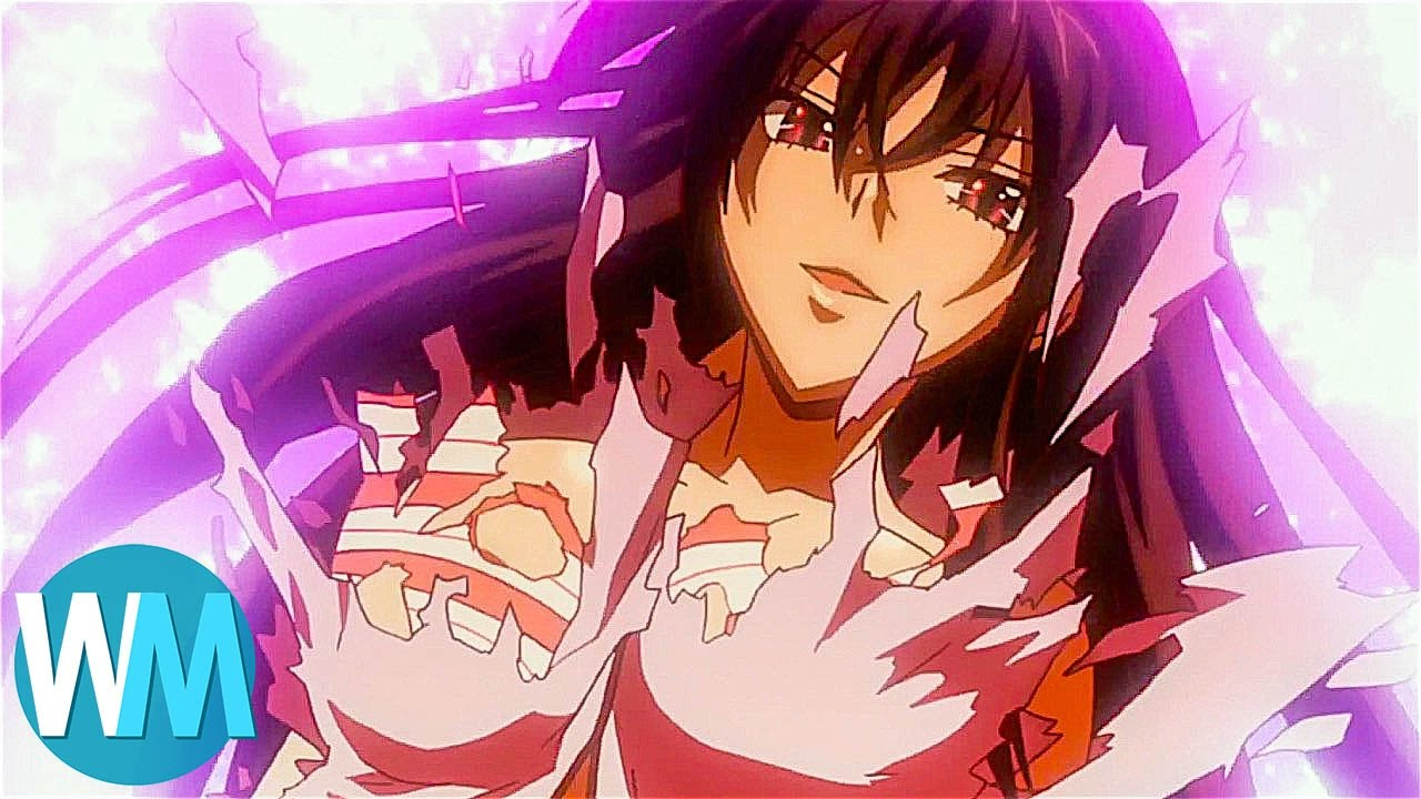 ever Sexiest anime show