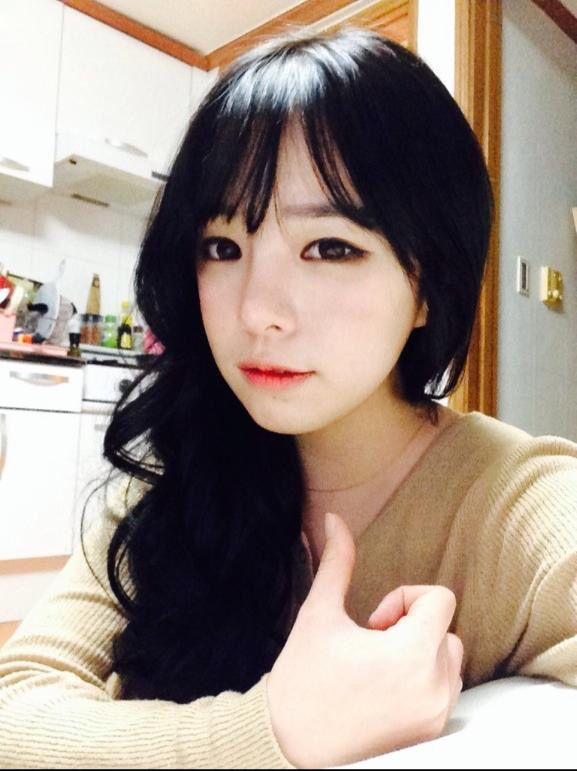 webcam Asian otngagged hair short
