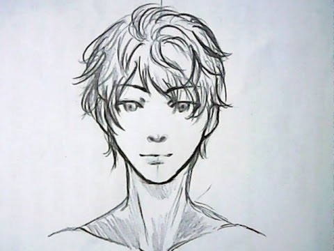 2020 Anime girl short hair glasses