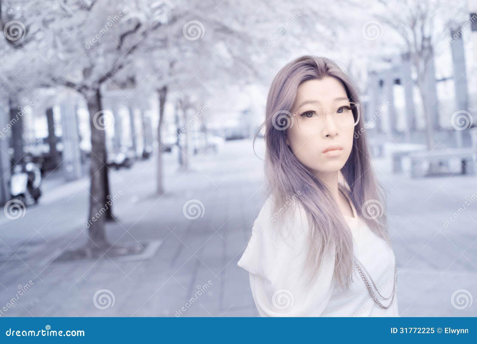 Asian girl video december