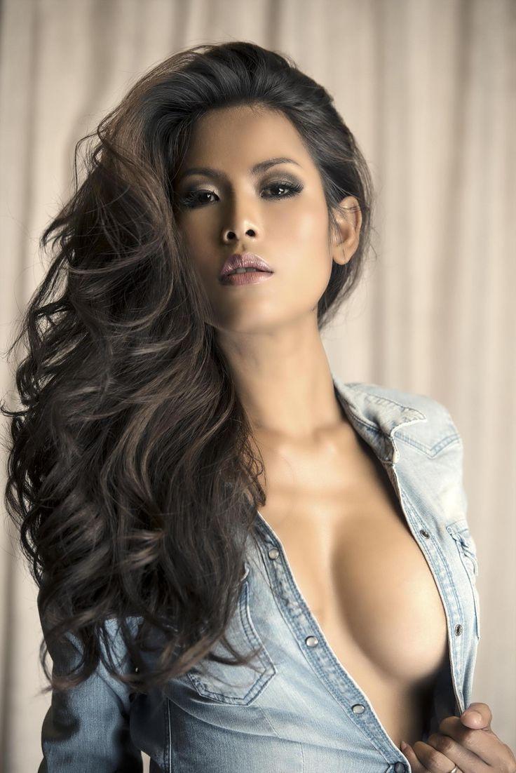 dickforlily long hair Asian sexy