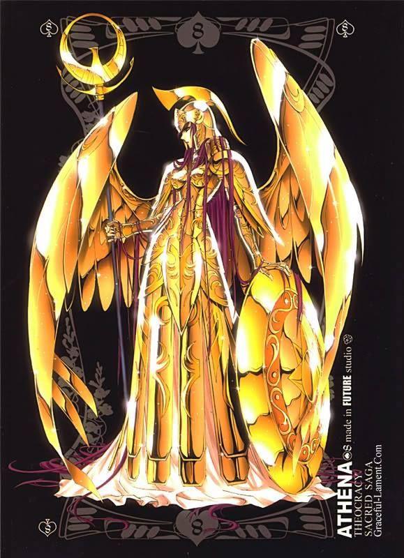 Anime gods and goddesses