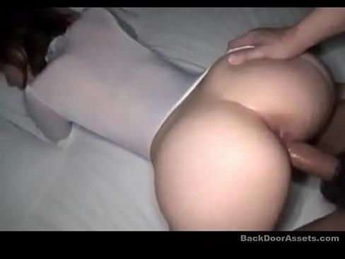 watching Asian butt POV