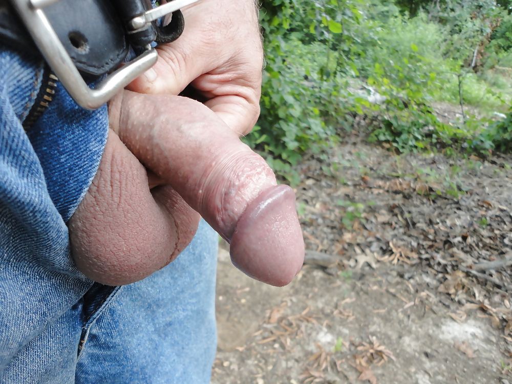 asian uncut outdoor Shaved