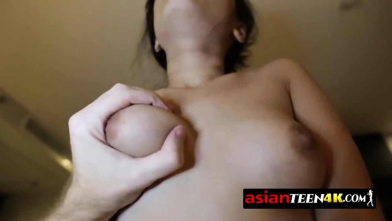 porn video HD Asian otngagged chubby young