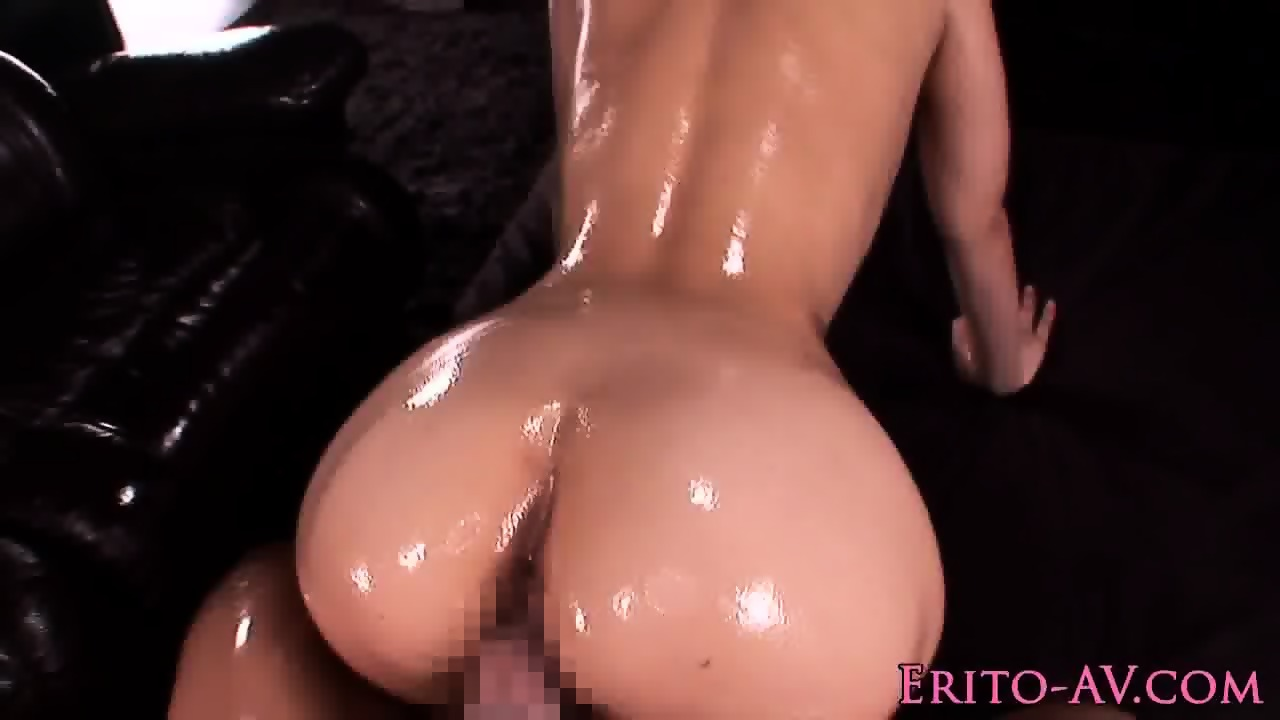 woman booty Asian POV