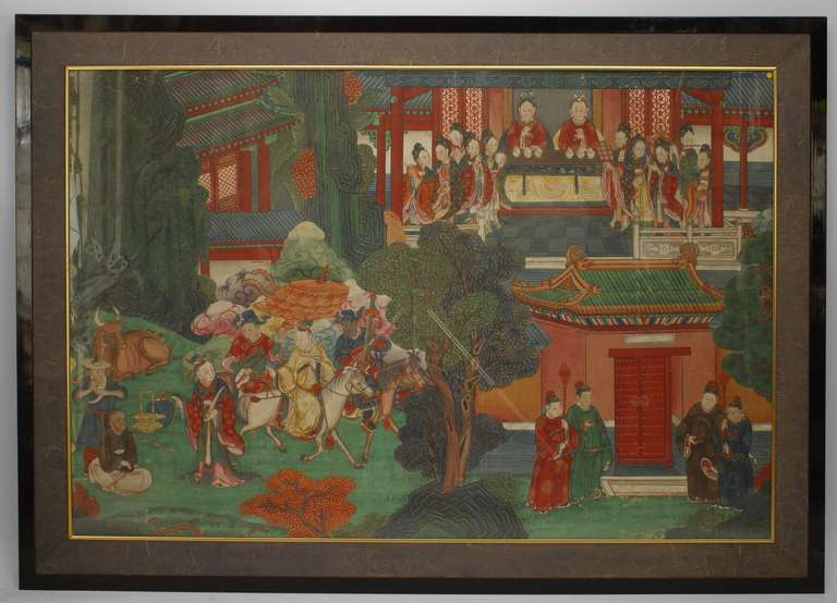 paintings watercolors erotic Chinese