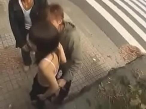 strip Chinese kick girl and