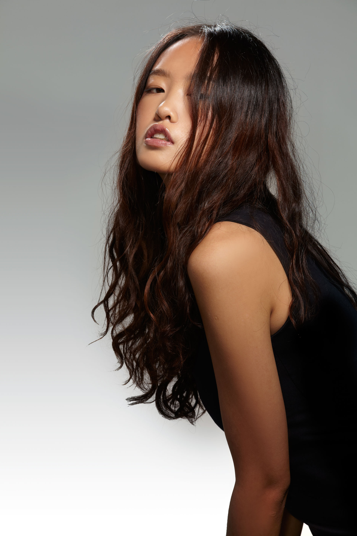 hair long deepthroat Asian sexy