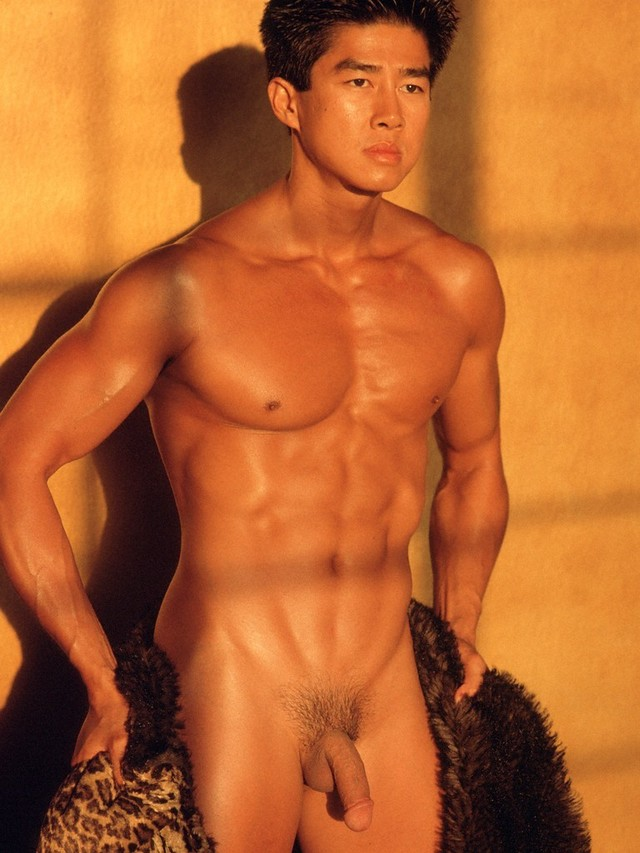 nude Male star chinese