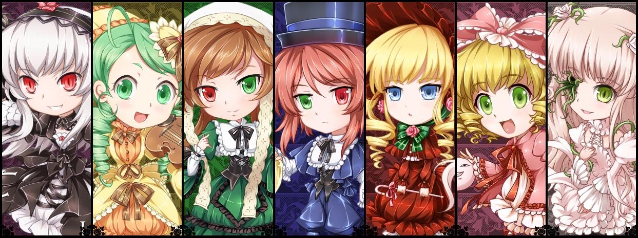 anime Maiden moonlight of the