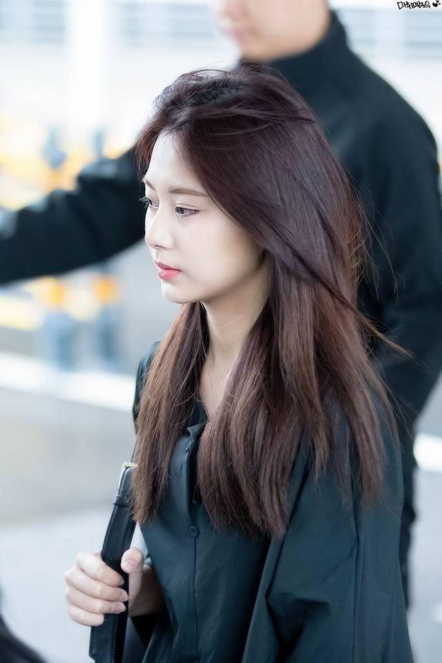 long Shared hair asian