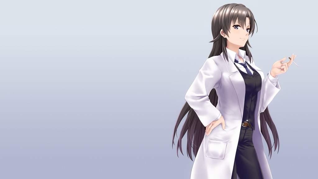 anime women Mature