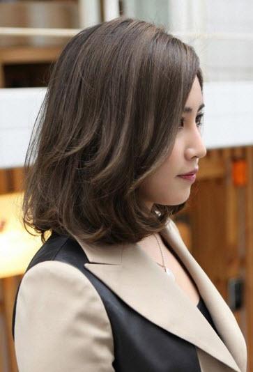 deepthroat hair Asian shorts long