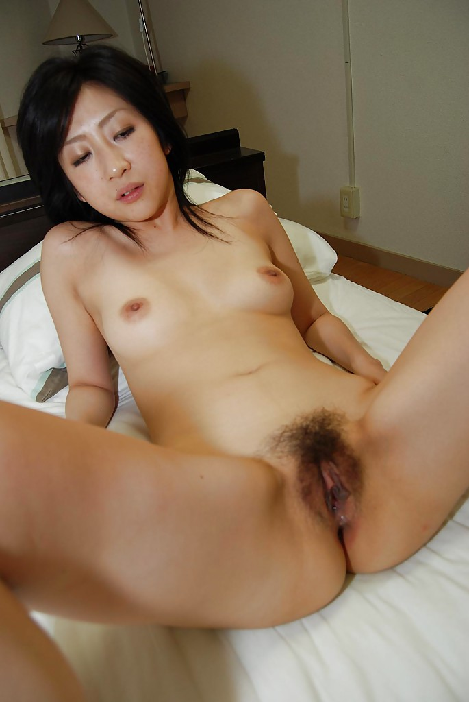 naked girl Hairy chinese