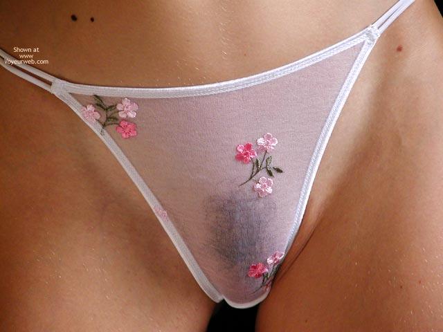 closeup Asian voyeur panties