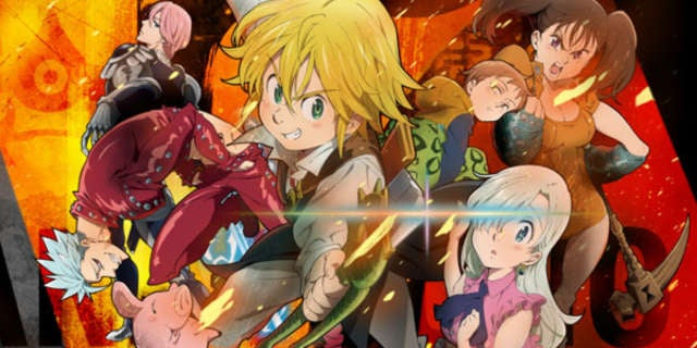 The seven deadly sins anime full episodes