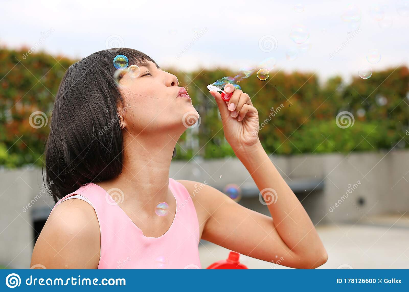 Asian bubble uncensored outdoor