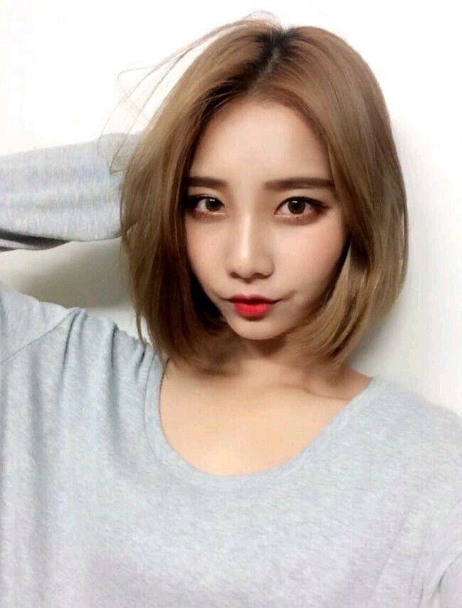 curvy long skinny Asian hair