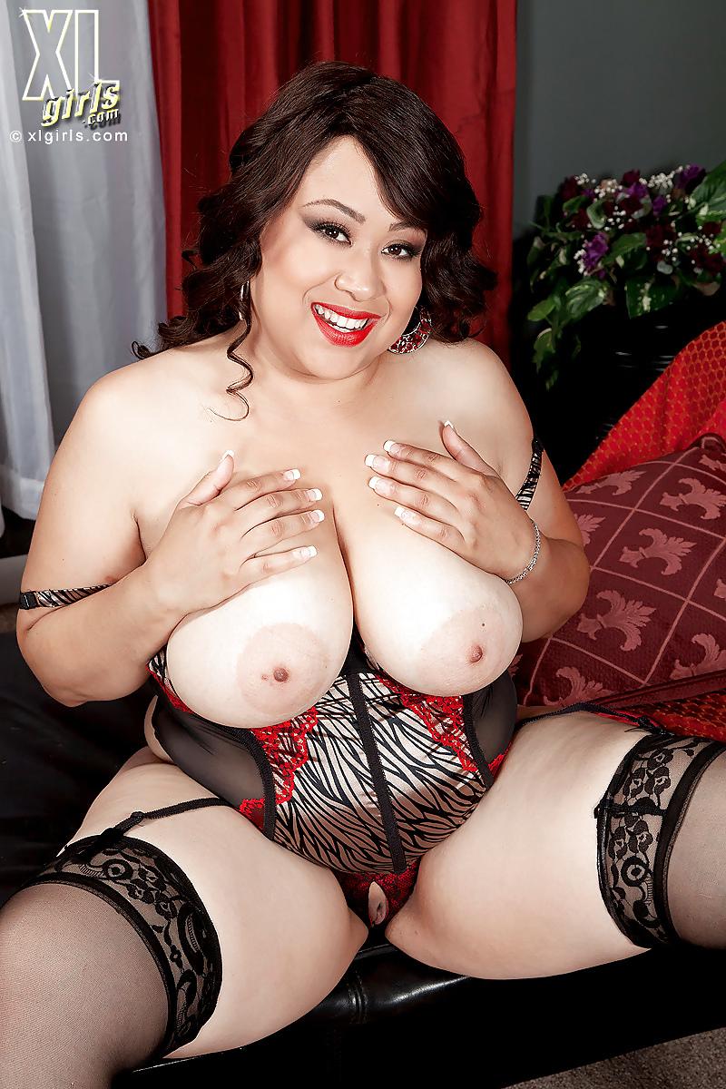 woman Asian panties chubby