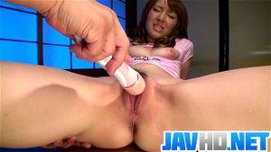 panties Asian uncensored closeup