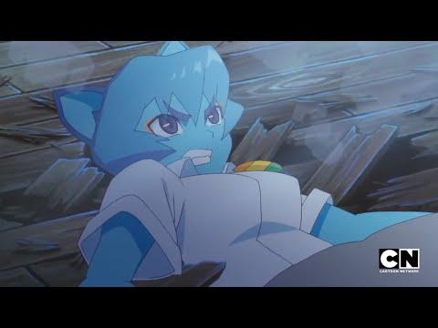 The amazing world of gumball nicole anime