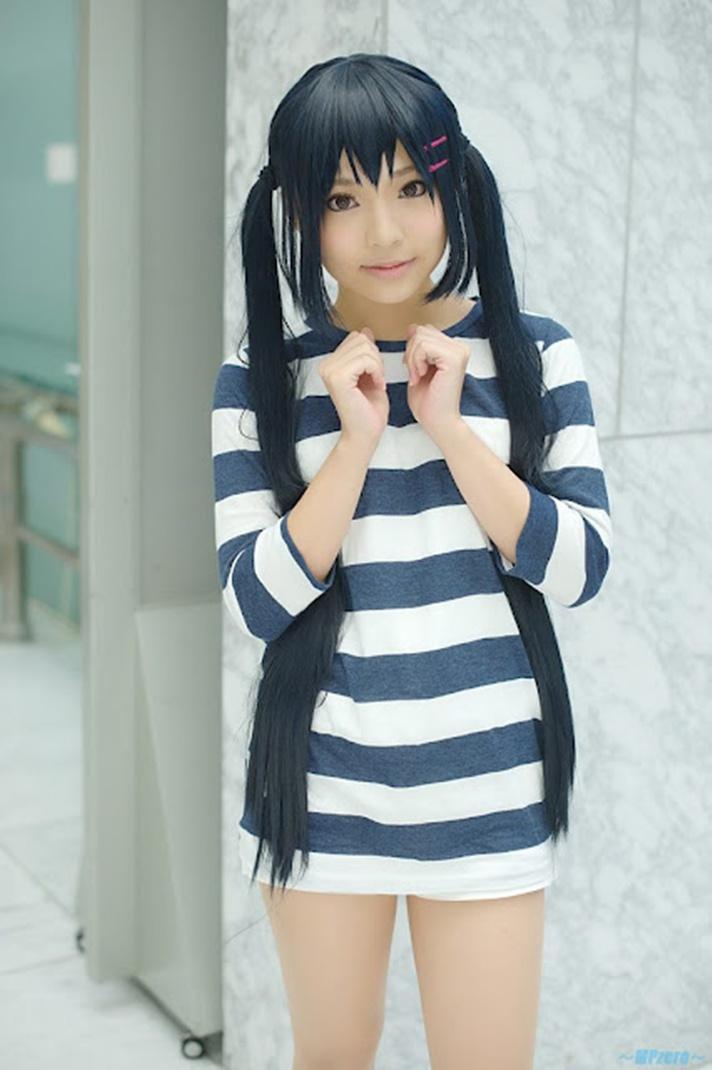 cosplay girl Cute anime