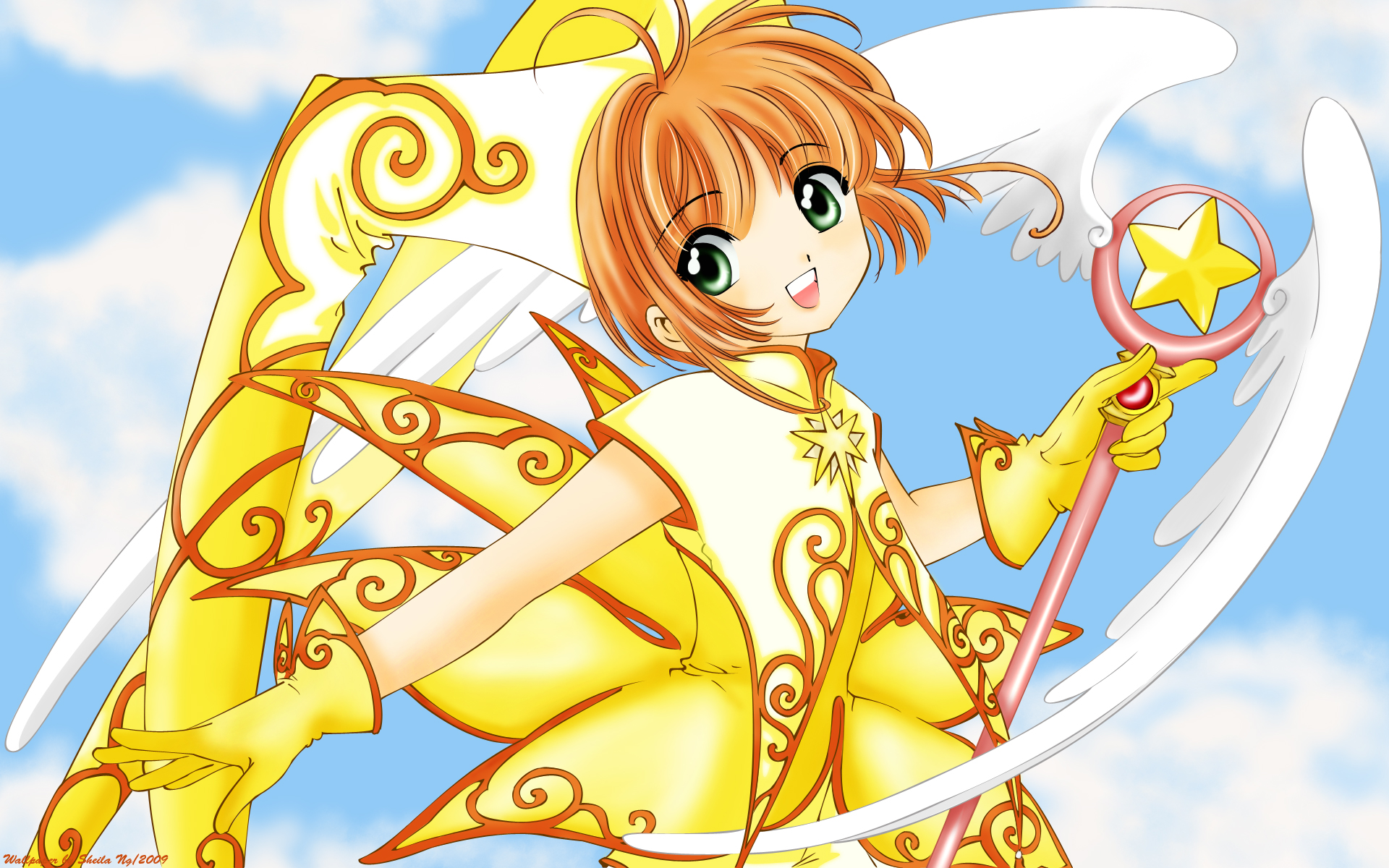 captor sakura card anime for Erotic