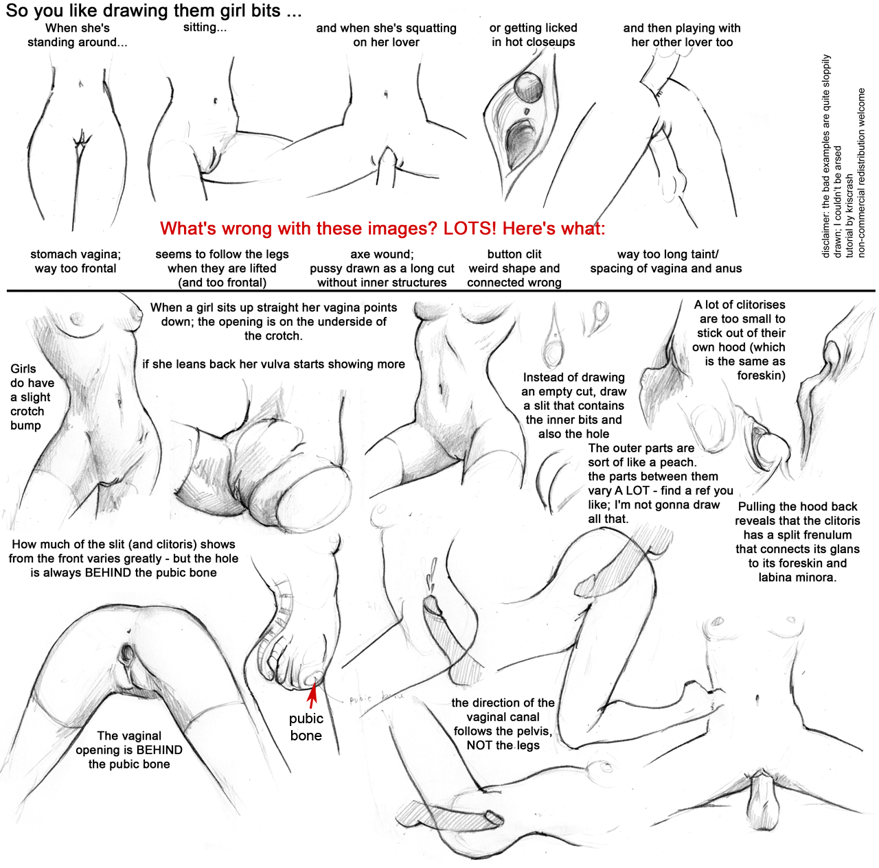 pussy draw anime How to