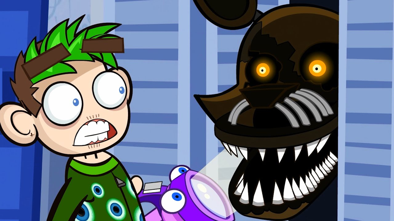 anime freddys night Five at