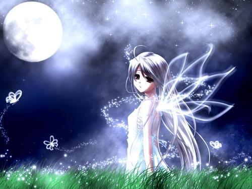 anime girl beautiful Most