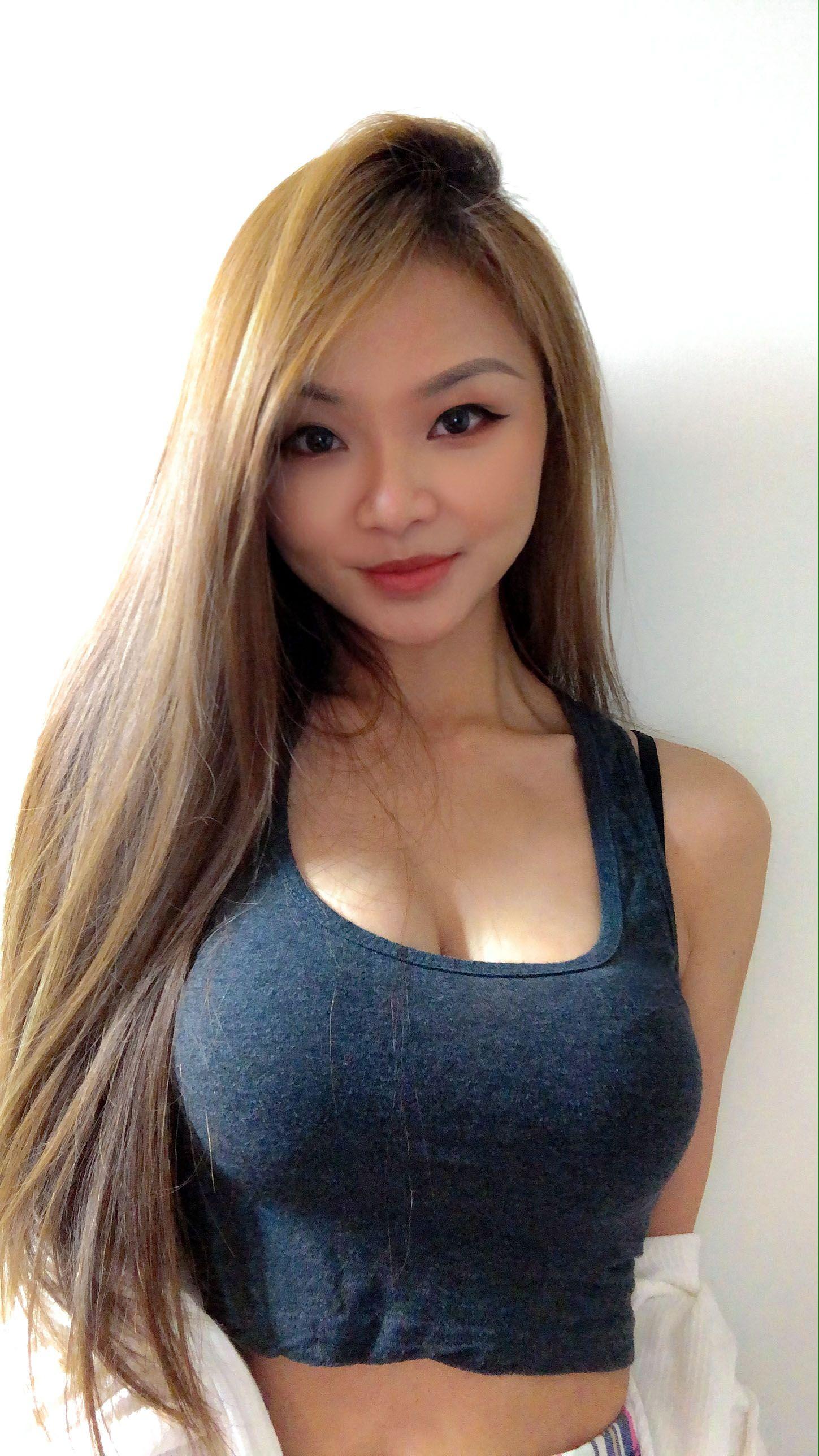 hair Sensual dickforlily asian long