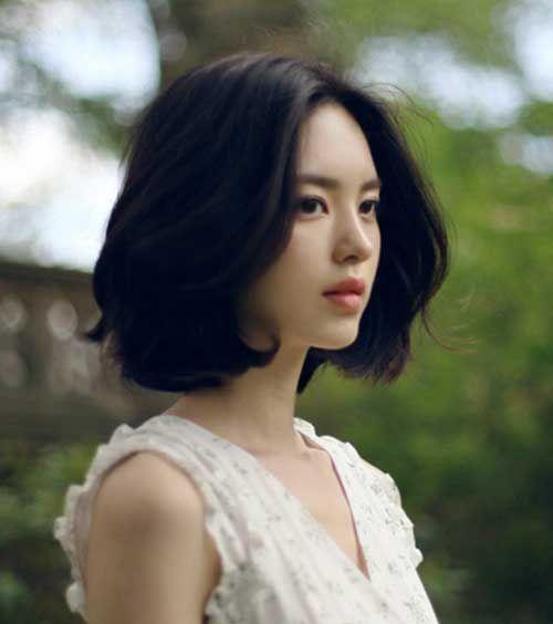 otngagged asian young hair Short